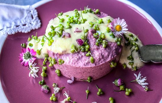 Rote-Bete-Mousse