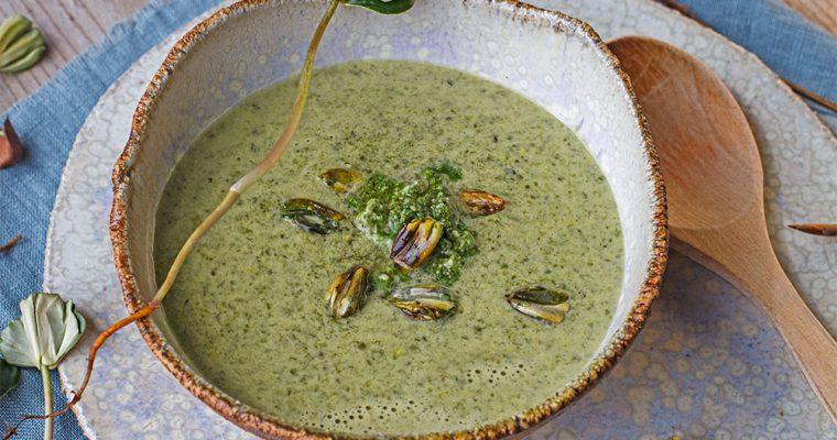 Buchensprossensuppe